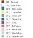 Havana club kleuren